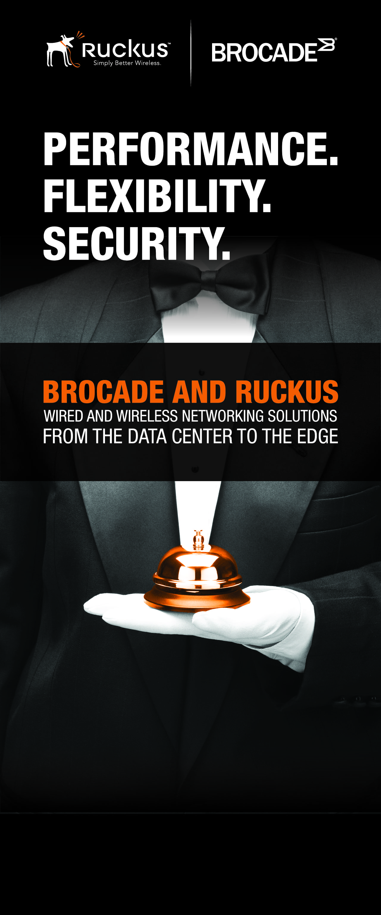 Ruckus and Brocade Banner