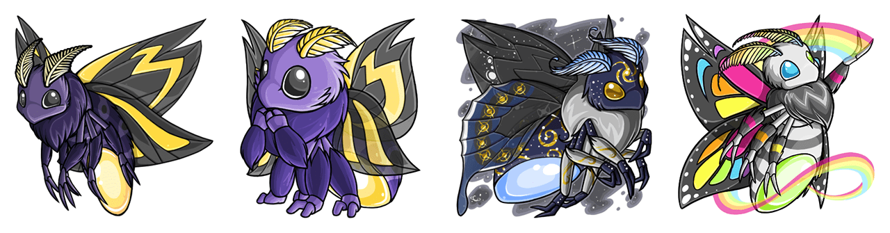 Official Illumis Pet Colours